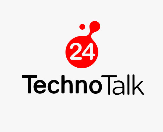 طراحی لوگو برند اروپایی تکنوتاک