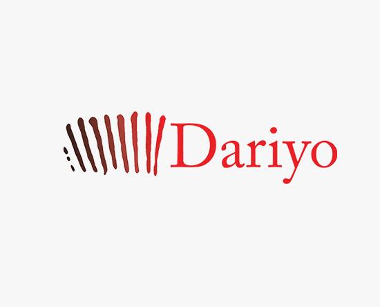 طراحی لوگو نرم افزار داریو - پارتیا