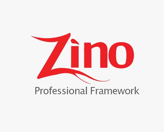 طراحی لوگو نرم افزار زینو - پارتیا