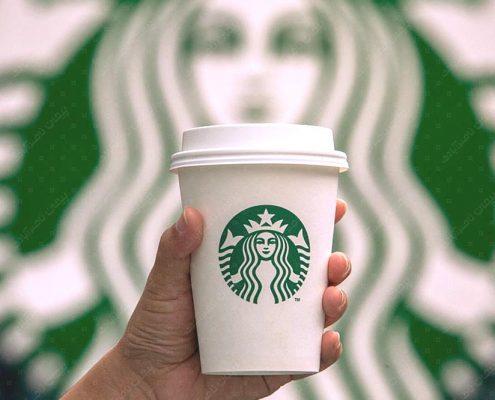طراحی لوگوی استارباکس