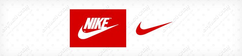 طراحی لوگوی شرکت نایکی