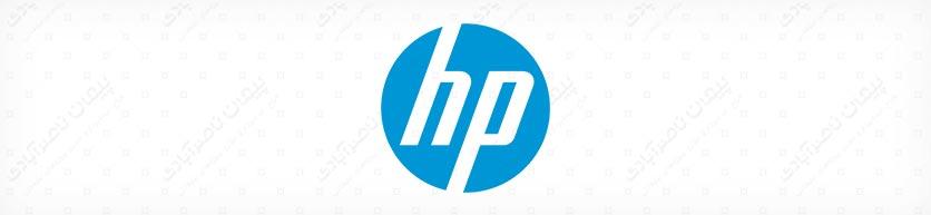 طراحی لوگو (مونوگرام) شرکت اچ پی