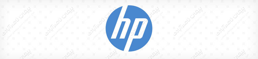 رنگ آبی در طراحی لوگو شرکت اچ پی