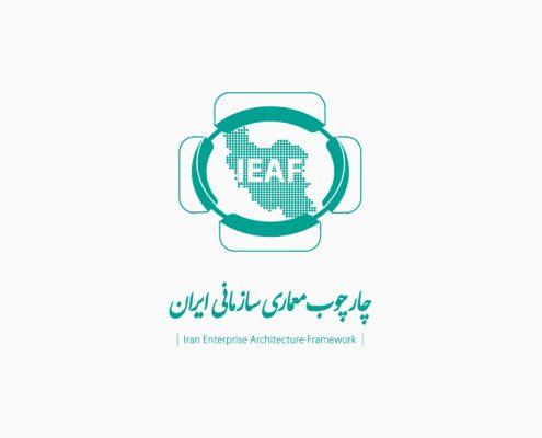 هویت بصری معماری سازمانی ایران