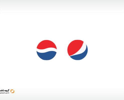 طراحی لوگو پپسی