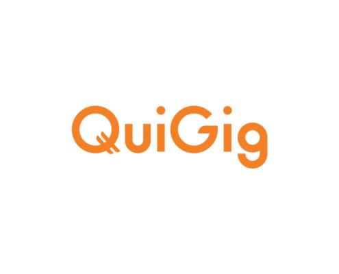 طراحی رابط کاربری اپلیکیشن QuiGig
