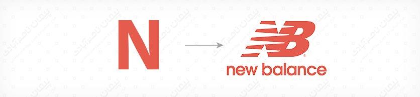 طراحی لوگو (مونوگرام) شرکت نیوبالانس