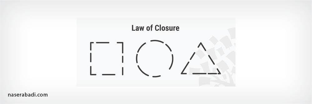 قانون گشتالت