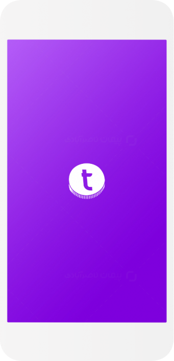 طراحی ui اپلیکیشن تیپسی