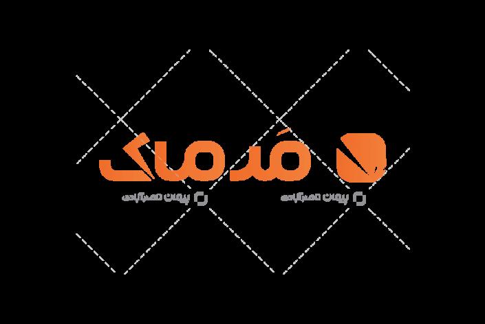 طراحی نشانه شرکت دکوراسیون مدماک