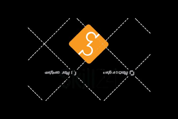 طراحی آرم و لوگو اپلیکیشن اسکیل ۲۴