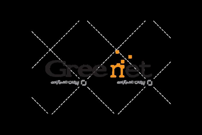 طراحی لوگو اسم شرکت گرینت