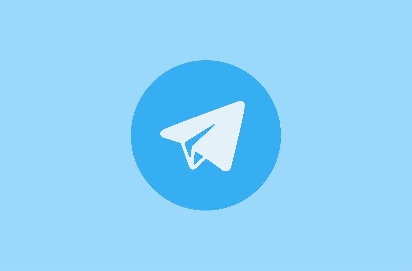 تاریخچه لوگو تلگرام