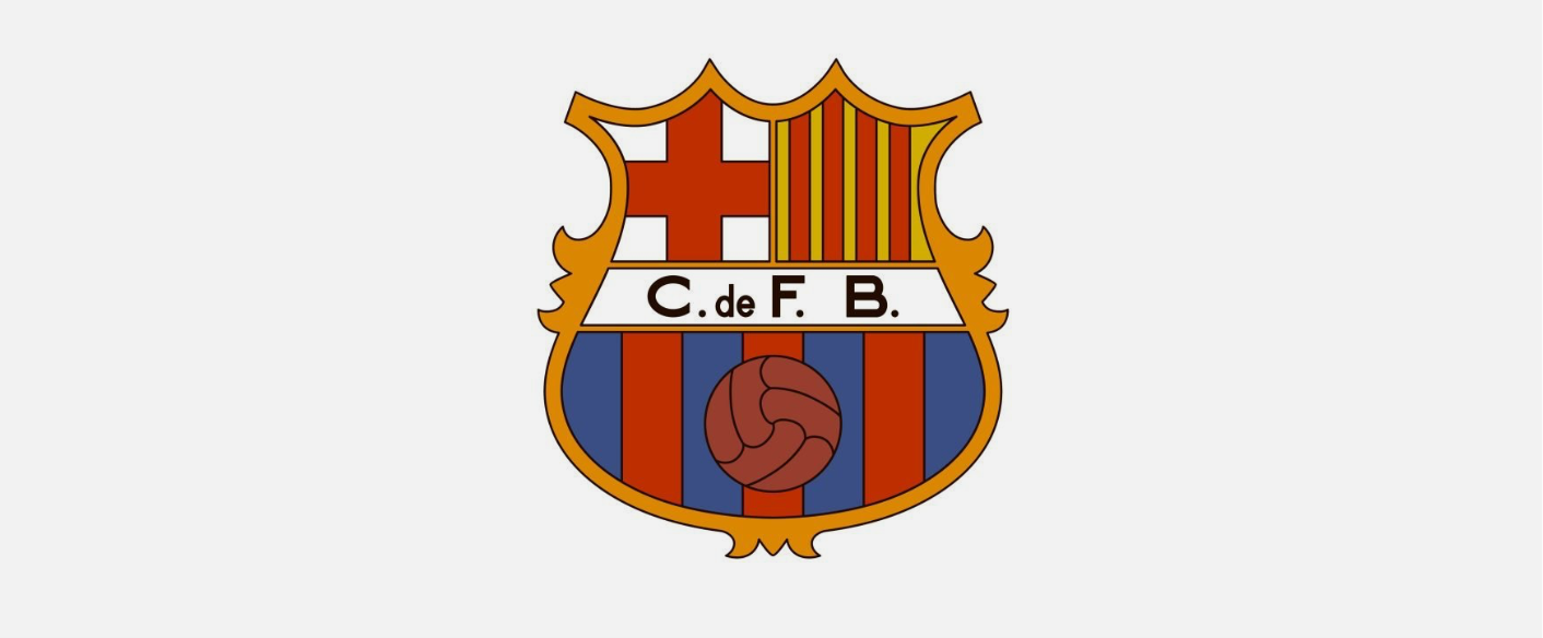 لوگو بارسلونا سال ۱۹۴۱