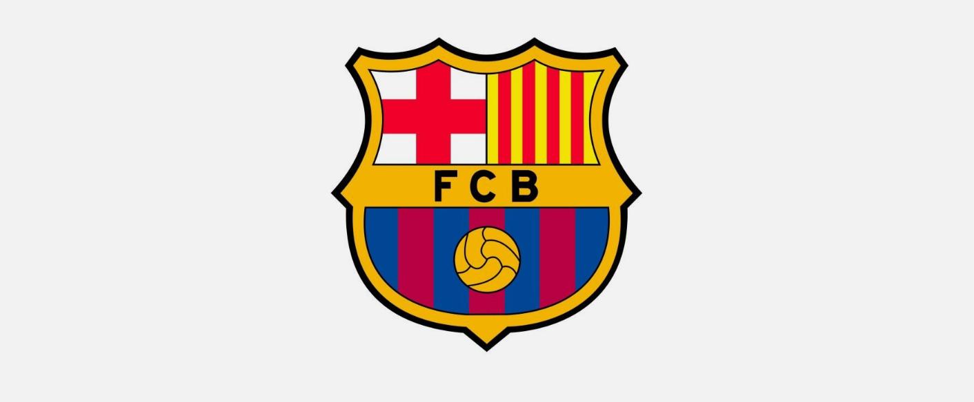 لوگو بارسلونا سال ۲۰۰۲