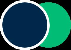 رنگ پراشن بلو + پرشین گرین